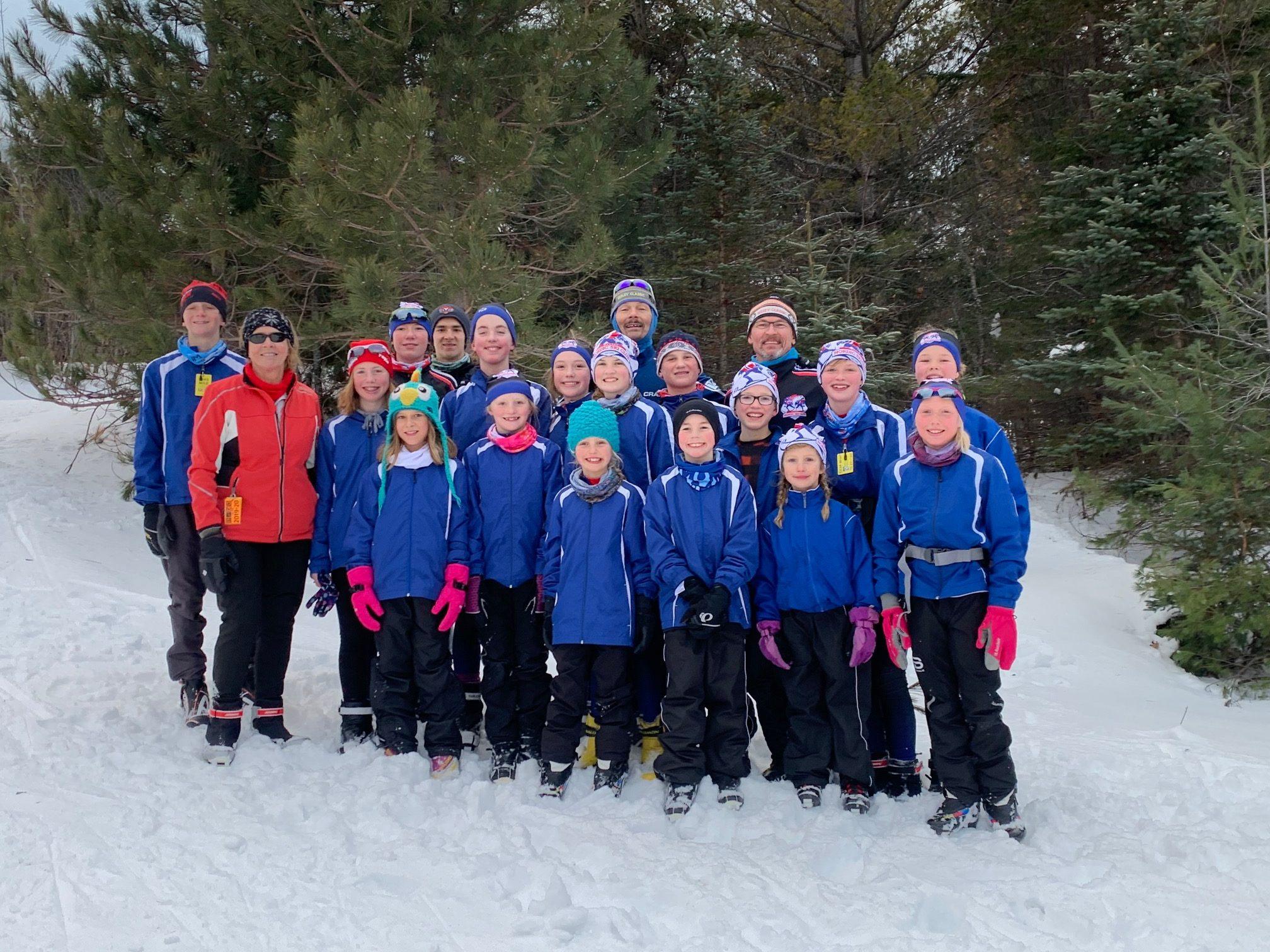 2019 Ski Camp Group