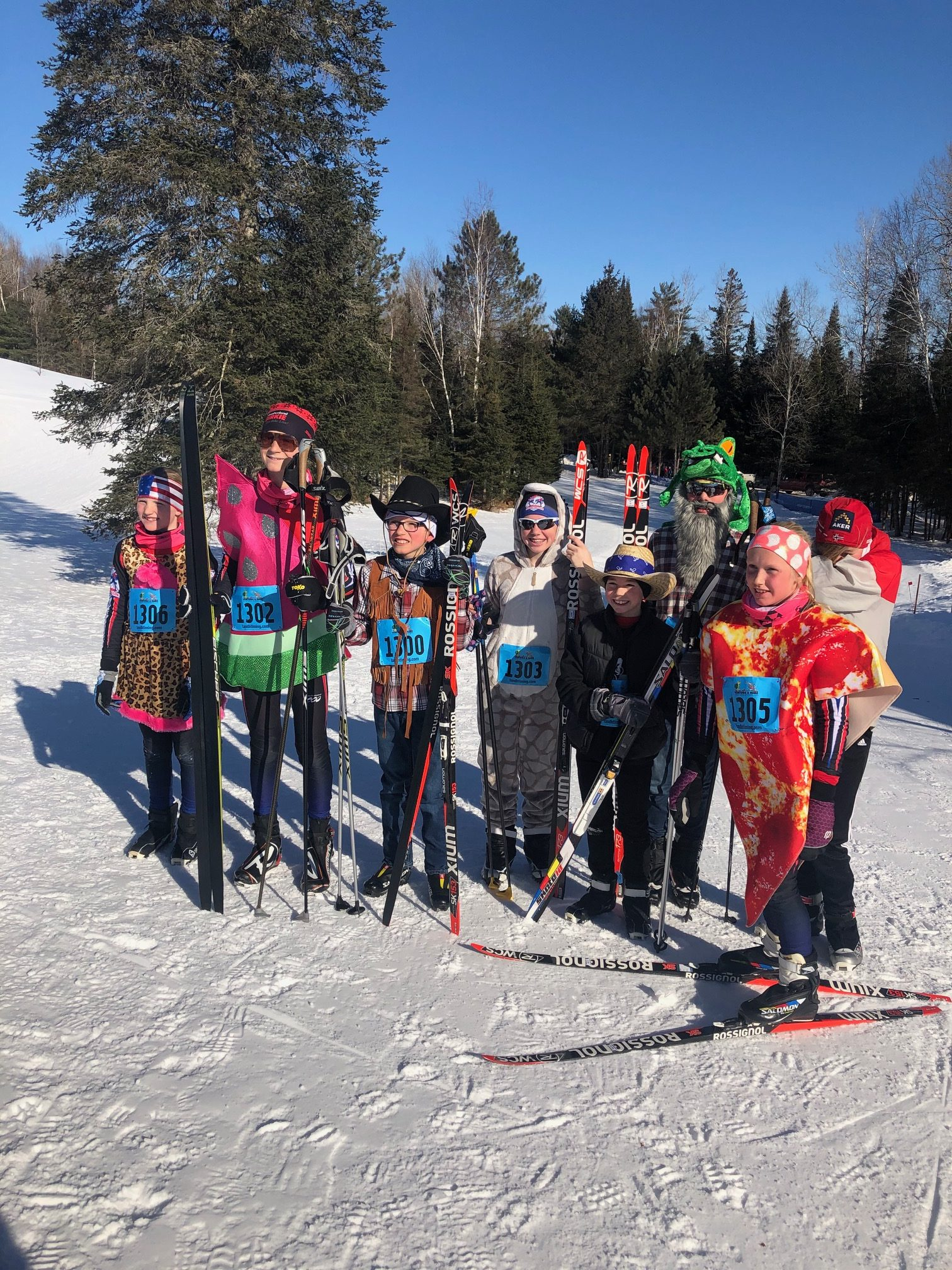 2020 Loopy Loppet Group