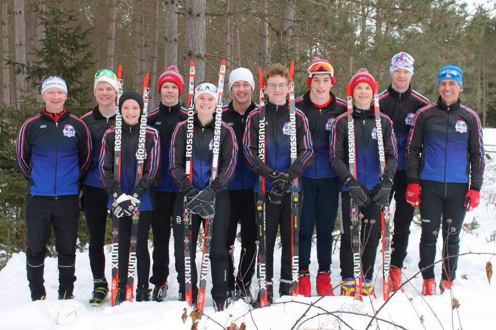 Wausau Nordic United Team 2019-2020